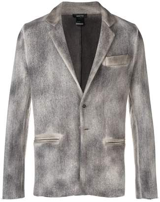 Avant Toi faded effect blazer