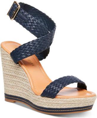 cab331959b0b Blue Cork Platform Women s Sandals - ShopStyle