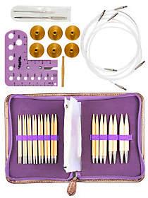 Tulip Needle Company Carry C Knitting Needle Set