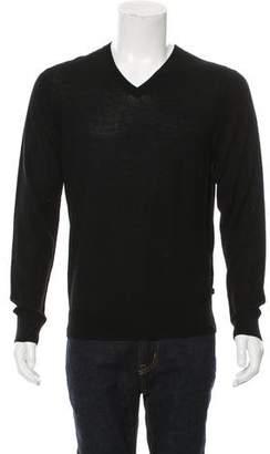 Michael Kors Wool V-Neck Sweater