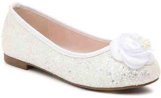 De Blossom Harper Toddler & Youth Ballet Flat - Girl's