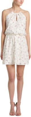 Parker Atticus Embellished Halter Dress
