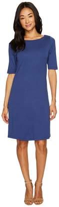 Tommy Bahama Drapey Ponte Short Dress Women's Dress