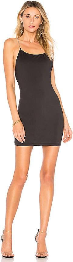 Hayden Rhinestone Strap Dress