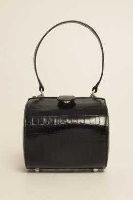 Jaggar Leather Cylinder Bag