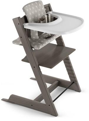 Stokke Tripp Trapp® Chair, Hazy Star Cushion & Tray Set