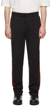 Missoni Black All Over Logo Lounge Pants