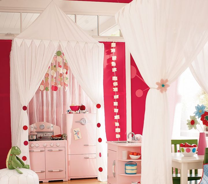 Hanging Tent Canopy