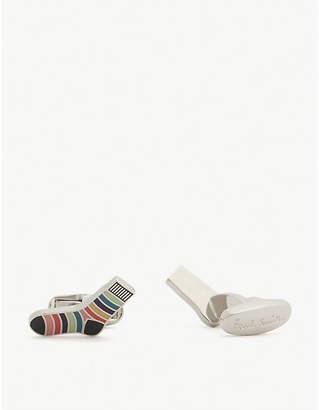 Paul Smith Sock cufflinks