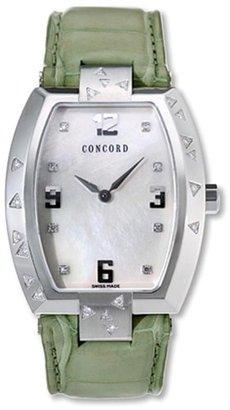 Concord コンコードLa Scala Women 's Quartz Watch 0311063