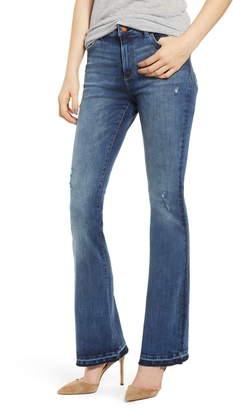 DL1961 Bridget Instasculpt Release Hem Bootcut Jeans