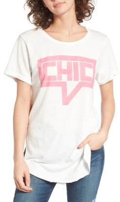 Women's Junk Food Donald Robertson Chic Tee $58 thestylecure.com