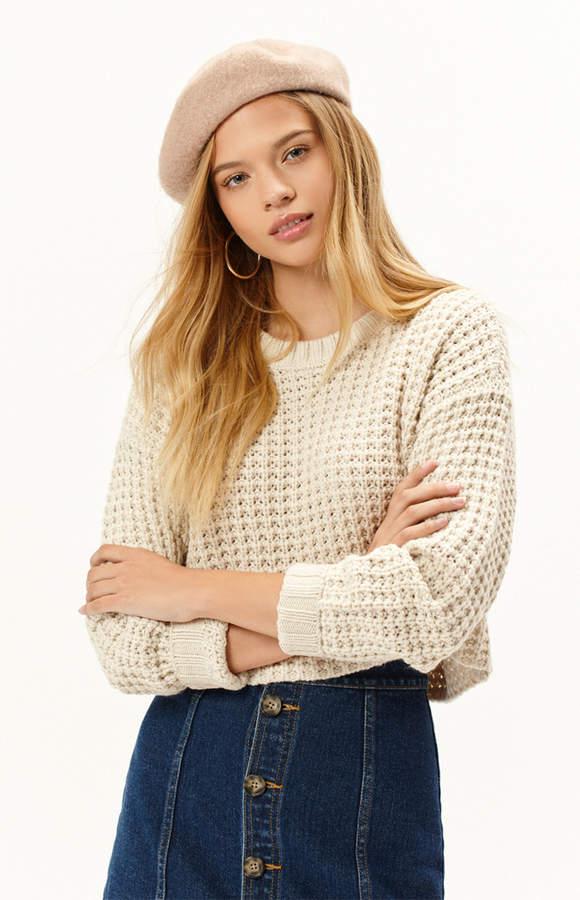 La Hearts Chunky Sweater