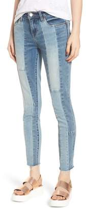 Blank NYC BLANKNYC The Reade Patchwork Crop Skinny Jeans