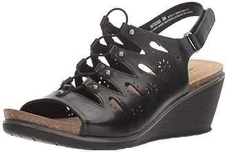 BareTraps Women's Natashia Wedge Sandal $26.65 thestylecure.com