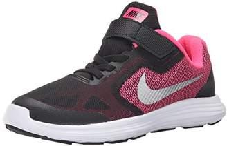 Nike Kids' Revolution 3 (Psv) Running-Shoes