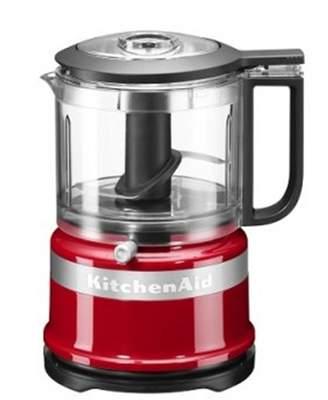 KitchenAid Mini Chopper 3.5 Cup Empire Red