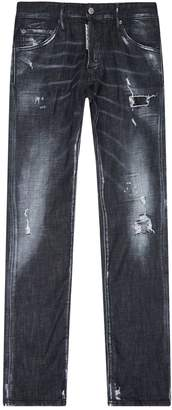 DSQUARED2 Cool Guy Washed Jeans