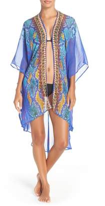 ASA KAFTANS 'Bahamas' Kimono