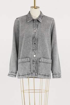 Roseanna Worker cotton jacket
