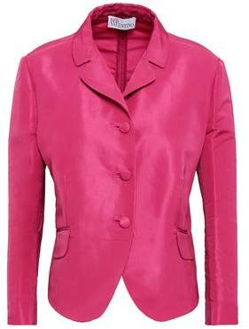 RED Valentino Faille Jacket