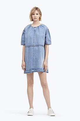 CONTEMPORARY Denim Mini Dress