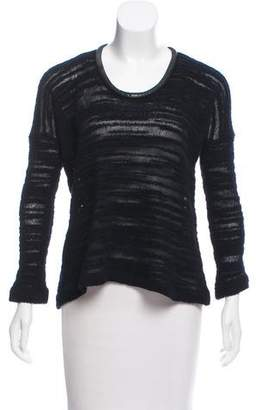 Yigal Azrouel Wool-Blend Knit Sweater