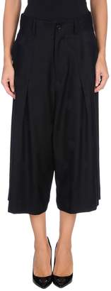 Yohji Yamamoto Y'S 3/4-length shorts