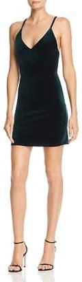 Tiger Mist Mackenzie Velvet Dress