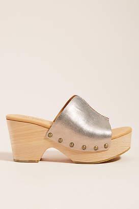 Kork-Ease Open-Toe Platform Sandals