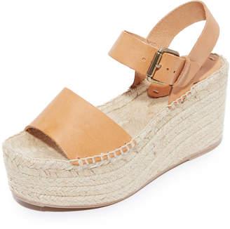 Soludos Minorca High Platform Sandals $149 thestylecure.com