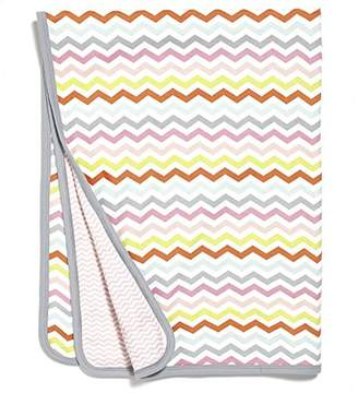 Skip Hop Baby-Girls Starry Chevron Reversible Welcome Blanket