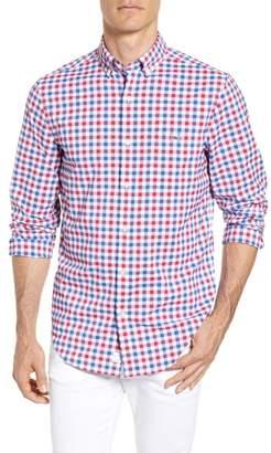 Vineyard Vines Gull Island Classic Fit Gingham Sport Shirt