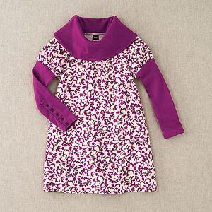 Rasmussen Floral Knit Dress