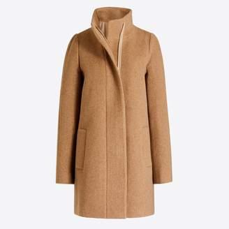 J.Crew Factory Petite city coat