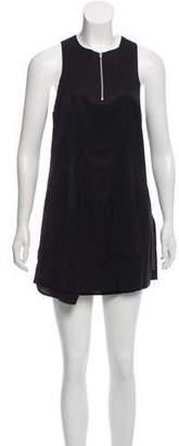 Alexander Wang Zippered Mini Dress