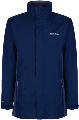 Regatta Great Outdoors Mens Telmar Waterproof 3-in-1 Jacket (XL)