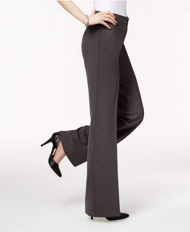 Style & Co Stretch Wide-Leg Pants, Only at Macy's 4