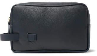 Miansai Full-Grain Leather Wash Bag