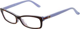 Gucci Women's Gg3599/F 56Mm Optical Frames