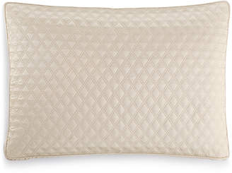 Hotel Collection Dimensions Champagne Quilted King Sham