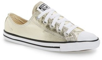 Women's Chuck Taylor All Star Dainty Ox Low Top Sneaker $59.95 thestylecure.com
