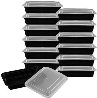 Rebrilliant Chase Premium Meal Prep 28 Oz. Food Storage Container