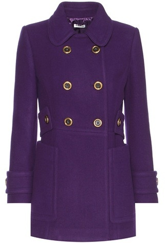 Miu Miu Miu Miu Wool Coat