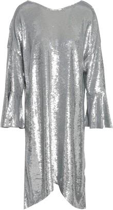 IRO Napa Sequined Cotton-jersey Dress