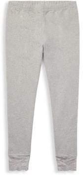 Ralph Lauren Girl's Stretch-Cotton Leggings