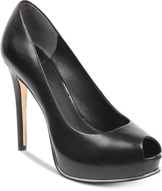 GUESS Women's Honora Platform Pumps Women's Shoes
