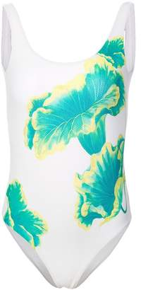 Onia Kelly printed swimsuit