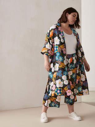 RACHEL Rachel Roy, Glenna - Floral Kimono Jacket
