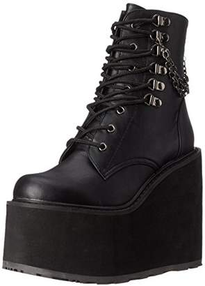 Demonia Women's Swi101/Bvl Combat Boot